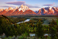 Snake River Royalty Free Stock Image