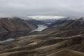 Snake River Canyon between Idaho and Oregon Royalty Free Stock Photo