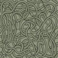 Snakes - seamless pattern Royalty Free Stock Photography