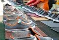 Sneaker shoe Royalty Free Stock Photo