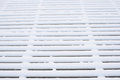 Snow abstract pattern Royalty Free Stock Photo