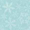 Snow fake pattern christmas seamless holidays background Royalty Free Stock Images