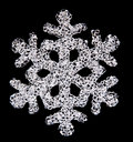 Snow flake Stock Photos