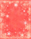 Snow flakes background Royalty Free Stock Photo