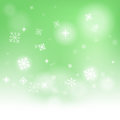 Snow Flakes Background Shows Snow Falling Or Royalty Free Stock Photo