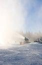 Snow Gun. Ski Resort Schladming . Austria