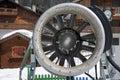 Snow Gun Turbine