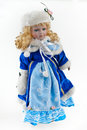 The Snow Maiden Royalty Free Stock Photo
