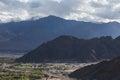 Snow Mountain Range Royalty Free Stock Photo