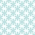 Snow pattern on white background Royalty Free Stock Photography