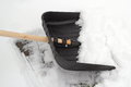 Snow Shovel.