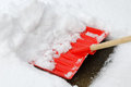 Snow Shovel Stock Images