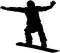 Snowboard competition male snowboarder