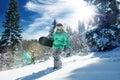 Snowboarding Royalty Free Stock Photo