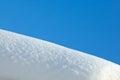 Snowdrift Royalty Free Stock Photo