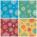 Snowflake Pattern Stock Photos