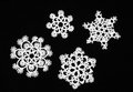 Snowflakes Royalty Free Stock Image