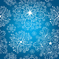 Snowflakes ornament Royalty Free Stock Photo