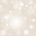 Snowflakes seamless christmas pattern Royalty Free Stock Image