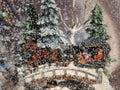 Snowglobe Royalty Free Stock Photo