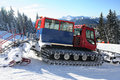 Snowplow Royalty Free Stock Images