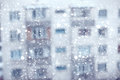 Snowstorm Royalty Free Stock Photo