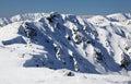 Snowy Low Tatras, Slovakia