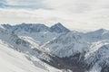 Snowy Peak Swinica Of The Tatr...