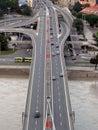 Most SNP, cesta