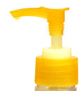 Soap dispenser close up of over white background Royalty Free Stock Photo