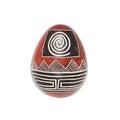 Soapstone Stone Egg Royalty Free Stock Photo