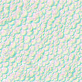 Soapy Rainbow Bubbles Seamless Royalty Free Stock Photos