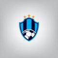 Soccer Logo Design Template , Football badge team identity , Soccer Football T-shirt graphic.