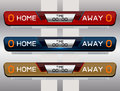 Soccer Score Broadcast Graphics Template