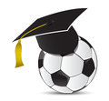 Soccer training school Royalty Free Stock Images