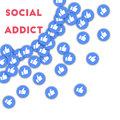 Social addict.