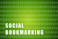 Social Bookmarking Stock Images