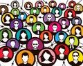Social Crowd People