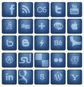 Social Media Buttons 1