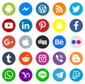 Social media icon series