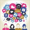 Sociálne médiá
