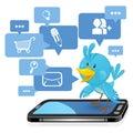 Sociální sítí média