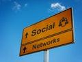 Sociální sítě cesty