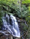 Soco falls elegant Royalty Free Stock Photography