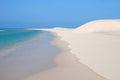 Socotra island, Yemen Royalty Free Stock Photo