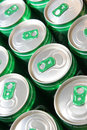 Soda Cans Royalty Free Stock Photography