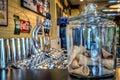 Soda Fountain Royalty Free Stock Photo