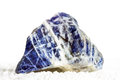 Sodalite Royalty Free Stock Photo