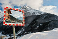 Soelden Alps Stock Photography