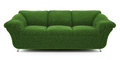 Sofa grass Royalty Free Stock Photo